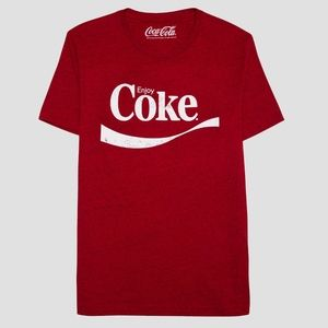 Coca-Cola | Short Sleeve | T-shirt | Red | XL